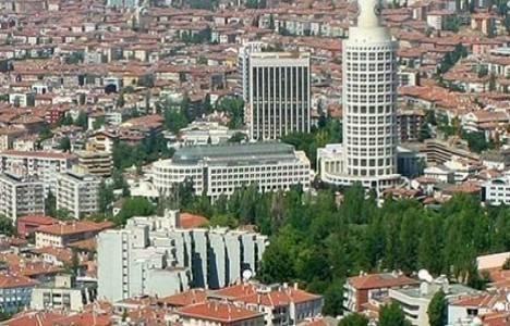 Ankara'da 15 milyon TL'ye satılık 11 gayrimenkul!