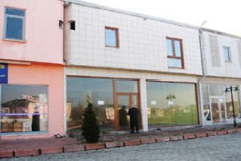 Eleşkirt Belediyesi 23 dükkan satacak