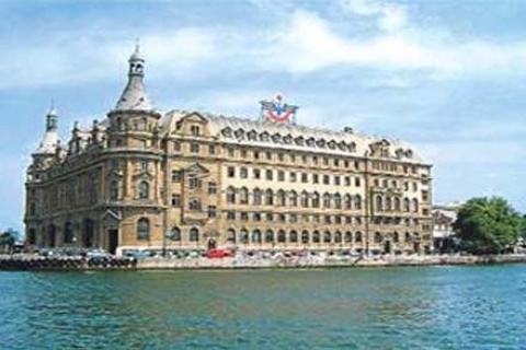 İstanbul'da tarih elden