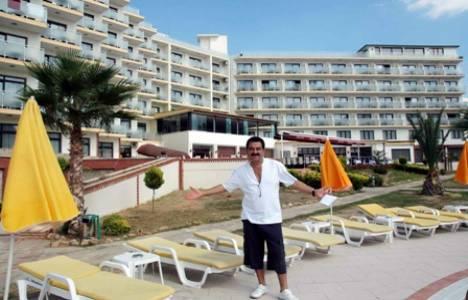 Tatlıses'in icradan satılık oteli elde kaldı!
