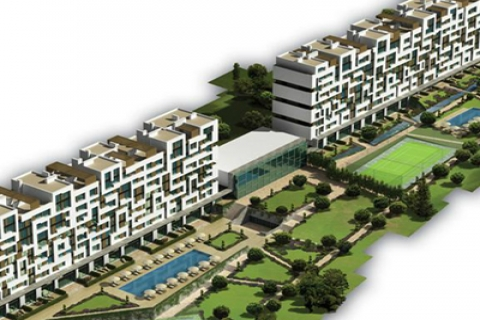 Kurtköy Miracle Residence Evleri'nde 550 bin TL'ye 3+1!