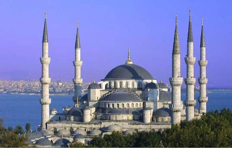Cami mimarisinde yeni