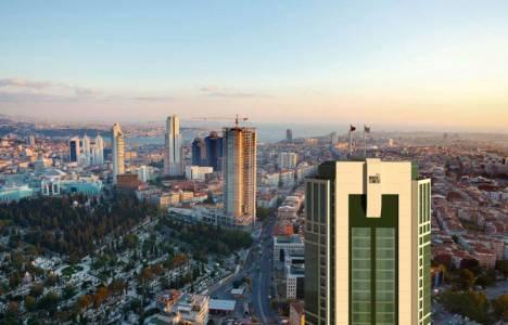Nurol Tower Çağlayan'da metrekare birim fiyatı 5 bin dolar!