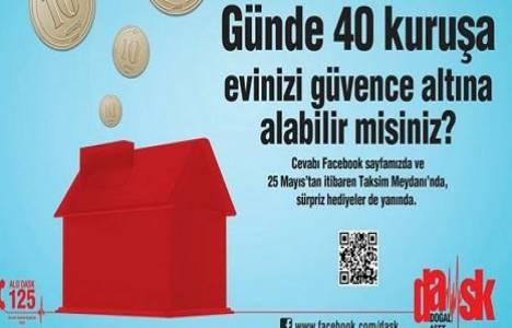 Dask '40 kuruş