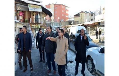Bitlis Hizan'da imar çalışmaları başlayacak!