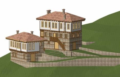 TİKA Kocacık Köyü'nde Ali Rıza Efendi Anı Evi inşa ediyor!
