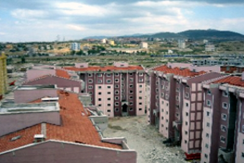 TOKİ Nevşehir'de 976 adet konut yaptıracak