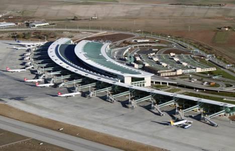 3. havalimanı yolcu kapasitesinde dünya lideri olacak!