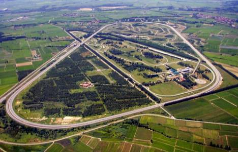 Bursa'ya oto test merkezi yapmak için arazi tahsis edildi!