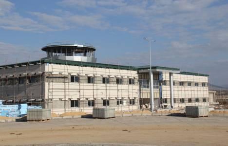 Bingöl Havaalanı'nın açılışı