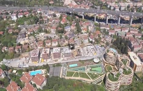 Nest Ortaköy Evleri'nin havadan yeni videosu!