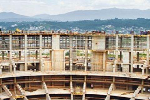 Türk müteahhitler Soçi'deki inşaatlarda çalışacak!