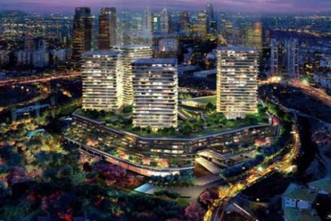 Zorlu Center Residence'ta