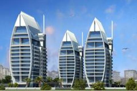 Dragos Royal Towers'ta metrekaresi 4 bin 600 TL'ye!