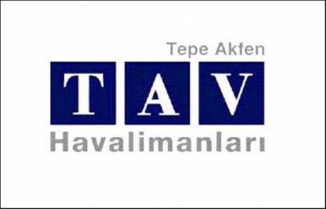 TAV Havalimanları 124 milyon avro net kazanç açıkladı!