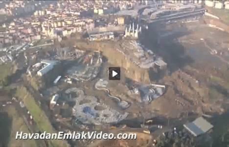 Eyüp Temapark Vialand'ın havadan görüntüleri!