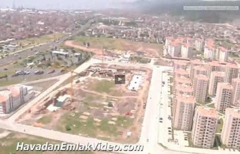 Körfezkent 3. etabın havadan en yeni videosu!