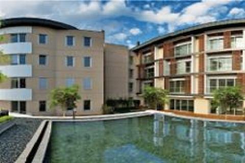 Hillpark Suites, bahara