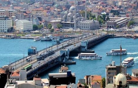 Yeni Galata Köprüsü