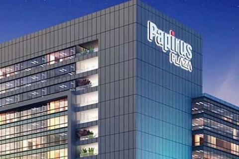 Papirus Plaza ofislerine nasıl gidilir