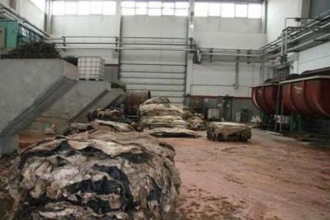 İzmir Menemen'de 2.1 milyon TL'ye icradan satılık deri fabrikası!