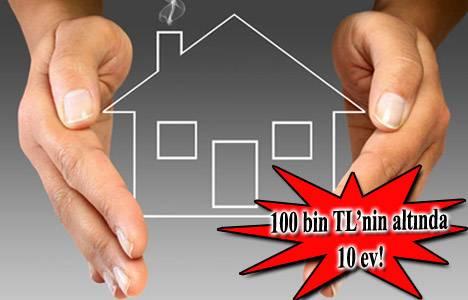 Ucuz satılık evler