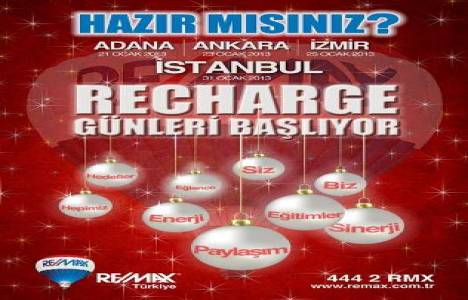 REMAX Recharge