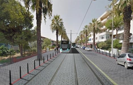 Karşıyaka tramvayında yeni