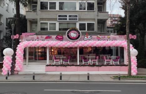 Hello Kitty'nin en büyük mağazasını Ataşehir'de açacak!