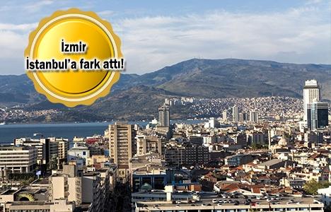 İzmir, konut fiyat artışında dünya listesinde!