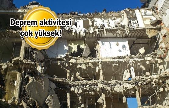 Türkiye'de enerji birikiyor! Saatli bomba gibi!