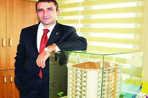 Tahir Tellioğlu konut imalatı ve satışındaki yüzde 17'lik farkı doğru bulmuyor!