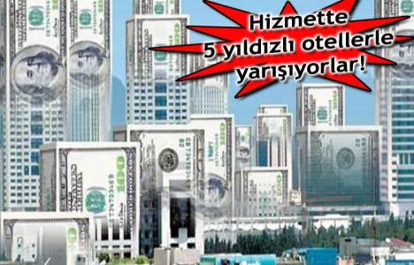 İstanbul'da 30 ofis projesi!