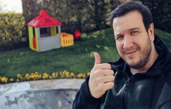 Şahan Gökbakar Çubuklu'daki evinin bahçesine villa kurdu!