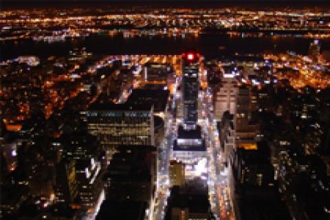 New York hayalet şehre dönüşüyor