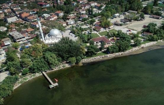 İznik Gölü kenarındaki fabrikaya inşaatı bittikten sonra ÇED raporu verildi iddiası!