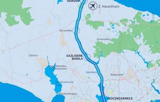 Kanal İstanbul projesinde Çin ve Katar ayrıntısı!