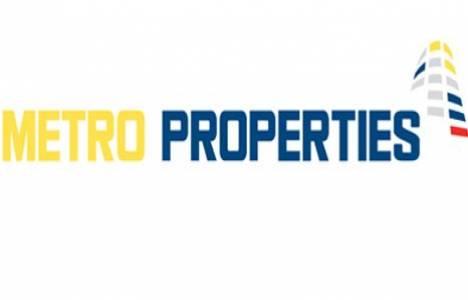 Metro Properties, Türkiye'de konut ve rezidans yapacak!