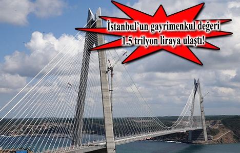 Mega projeler İstanbul'daki konut ve arsa fiyatlarını uçurdu!