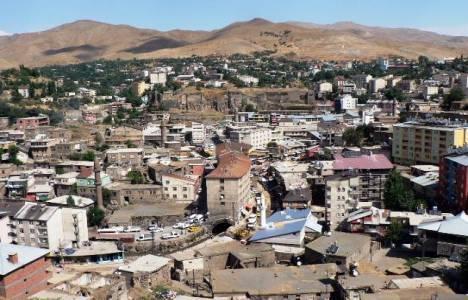Bitlis ticaret merkezinin