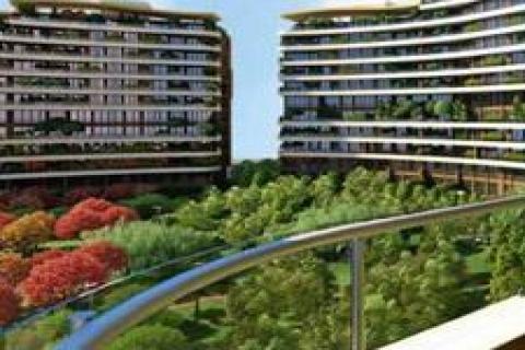 Akasya Acıbadem Projesi'nde penthouse daireler kapışıldı