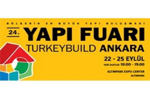 Ankara Yapı Fuarı 22 Eylül'de Altınpark'ta açılıyor!