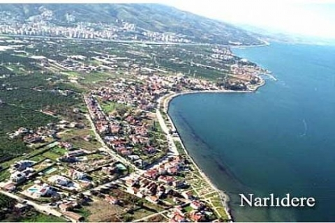 İzmir Narlıdere'de konut sektörü hızlı gelişiyor!