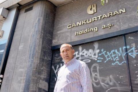 CHP, Karaköy'de