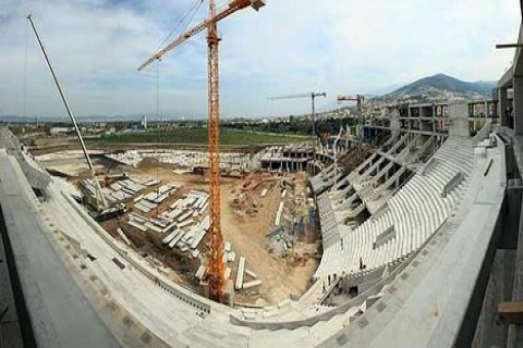 Timsah Arena'nın ihale