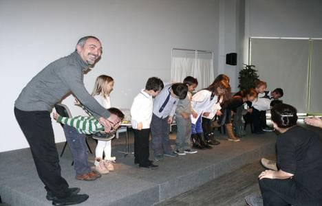 Bursa Modern'li çocuklar velileri için özel gösteri hazırladı!