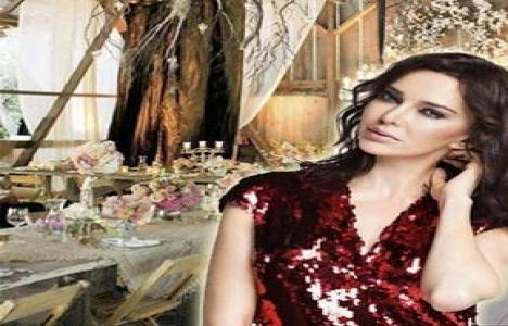 Hande Ataizi, Lavanda Hotel'e Fransız bahçesi kuruyor!