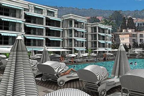 Terrace Lido Evleri Büyükada'da 485 bin dolara!