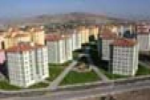 TOKİ Eskişehir'de 1.352 konut yaptıracak