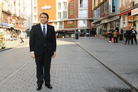 Mustafa Demir: Marmaray gelmeden Eminönü yayalaşacak!